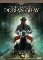 Couverture de l'album RETOUR DE DORIAN GRAY (LE) Tome #2 Noir animal