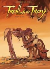 Couverture de l'album TROLLS DE TROY Tome #18 Pröfy blues