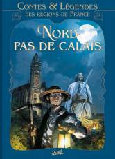 Couverture de l'album CONTES & LEGENDES DES REGIONS DE FRANCE Nord, Pas de Calais