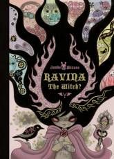 Couverture de l'album RAVINA, THE WITCH ? Ravina, the witch ?