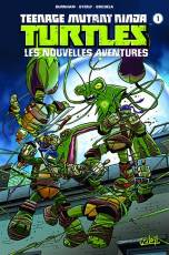 Couverture de l'album TEENAGE MUTANT NINJA TURTLES : LES NOUVELLES AVENTURES Tome #1 Tome 1