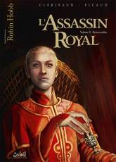 Couverture de l'album L' ASSASSIN ROYAL Tome #9 Retrouvailles