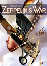 Couverture de l'album ZEPPELIN'S WAR Tome #2 Mission Raspoutine
