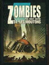 Couverture de l'album ZOMBIES Tome #4 Les moutons