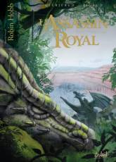 Couverture de l'album L' ASSASSIN ROYAL Tome #10 Verite le dragon