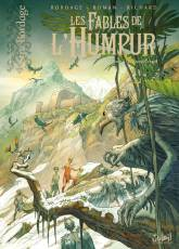 Couverture de l'album LES FABLES DE L'HUMPUR Tome #4 Le Grand Centre