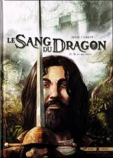 Couverture de l'album LE SANG DU DRAGON Tome #11 Tu es ma chair