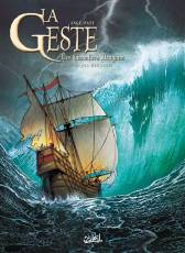 Couverture de l'album LA GESTE DES CHEVALIERS DRAGONS Tome #23 La Mer Close
