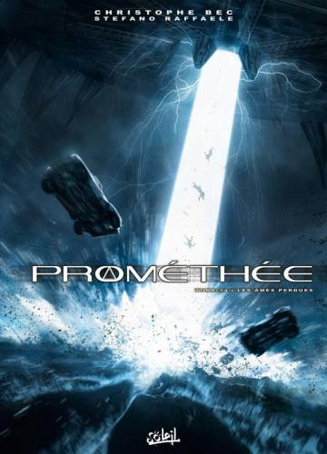Couverture de l'album PROMETHEE Tome #14 Les Ames Perdues
