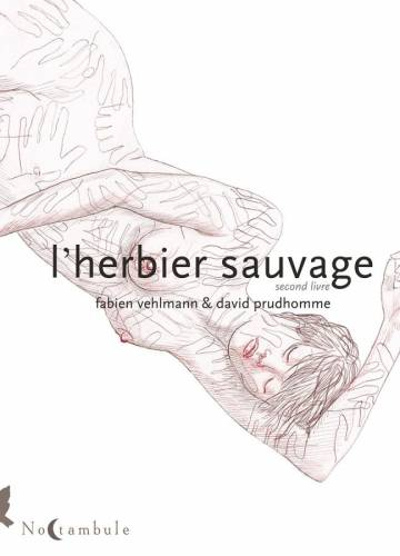 Couverture de l'album L' HERBIER SAUVAGE Tome #2 Second volume