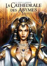 Couverture de l'album CATHEDRALE DES ABYMES (LA) Tome #2 La Guilde des Assassins