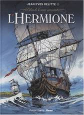 Couverture de l'album BLACK CROW RACONTE L'Hermione
