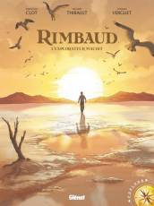 Couverture de l'album RIMBAUD L'explorateur maudit