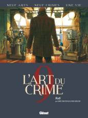 Couverture de l'album ART DU CRIME (L') Tome #9 Rudi