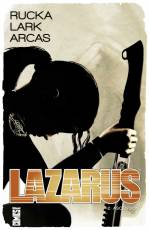 Couverture de l'album LAZARUS Tome #2 Ascension