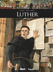 Couverture de l'album LUTHER Luther