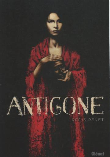 Couverture de l'album ANTIGONE Antigone