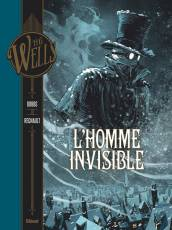 Couverture de l'album HOMME INVISIBLE (L') Tome #1 L'homme invisible