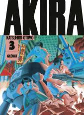 Couverture de l'album AKIRA (VERSION NOIR ET BLANC) Tome #3 Volume 3