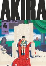 Couverture de l'album AKIRA (VERSION NOIR ET BLANC) Tome #4 Volume 4