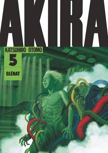 Couverture de l'album AKIRA (VERSION NOIR ET BLANC) Tome #5 Volume 5