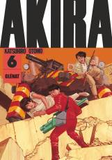 Couverture de l'album AKIRA (VERSION NOIR ET BLANC) Tome #6 Volume 6