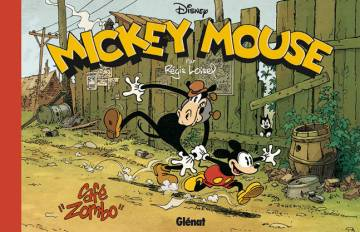 Couverture de l'album MICKEY MOUSE Café Zombo