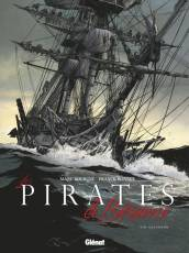 Couverture de l'album PIRATES DE BARATARIA (LES) Tome #10 Galveston