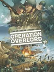 Couverture de l'album OPERATION OVERLORD Tome #5 La Pointe du Hoc