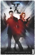 Couverture de l'album THE X-FILES ARCHIVES Tome #1 Les affaires non classées du FBI