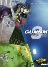 Couverture de l'album GUNNM EDITION ORIGINALE Tome #3 Volume 3
