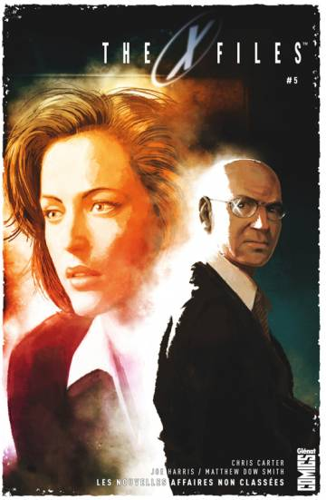Couverture de l'album THE X-FILES Tome #5 Les Sages