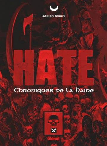 Couverture de l'album HATE Chronique de la haine