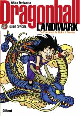 Couverture de l'album DRAGON BALL - PERFECT EDITION Tome #HS Landmark (guide officiel) - De l'enfance de Goku à Freezer