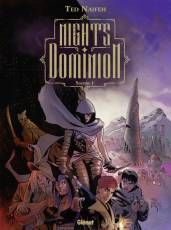 Couverture de l'album NIGHT'S DOMINION Tome #1 Saison 1