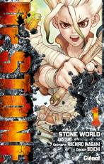 Couverture de l'album DR. STONE Tome #1 Stone World