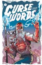 Couverture de l'album CURSE WORDS Tome #1 Le diable de tous les diables