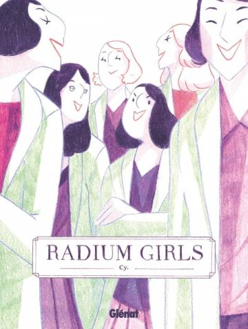 Couverture de l'album RADIUM GIRLS Radium girls