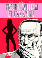 Couverture de l'album FREDRIC, WILLIAM ET L'AMAZONE Fredric, William et l'Amazone