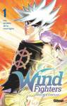 Couverture de l'album WIND FIGHTERS Tome #1 Les enfants de la montagne