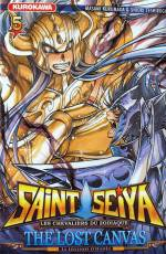 Couverture de l'album SAINT SEIYA - THE LOST CANVAS Tome #5 La légende d'Hadès