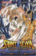 Couverture de l'album SAINT SEIYA - THE LOST CANVAS Tome #9 Tome 9