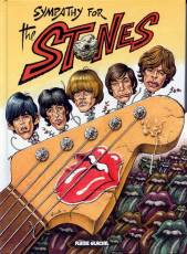 Couverture de l'album SYMPATHY FOR THE STONES Sympathy for The Stones