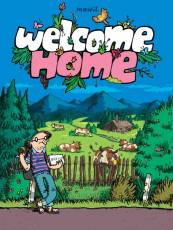Couverture de l'album WELCOME HOME Welcome home