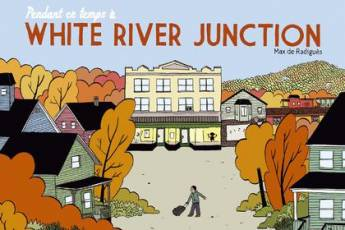 Couverture de l'album PENDANT CE TEMPS À WHITE RIVER JUNCTION Pendant ce temps à White River Junction