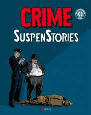 Couverture de l'album CRIME SUSPENSTORIES Tome #1 Volume 1