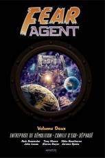 Couverture de l'album FEAR AGENT Tome #2 Integrale Volume deux