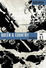 Couverture de l'album QUEEN & COUNTRY Tome #int 2 Integrale