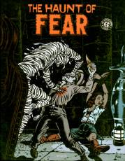 Couverture de l'album THE HAUNT OF FEAR Tome #1 Volume 1