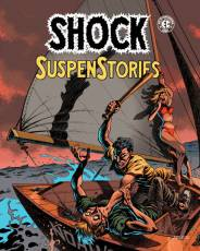 Couverture de l'album SHOCK SUSPENSTORIES Tome #2 Volume 2